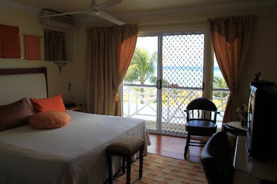 Seaview Lodge: rooms