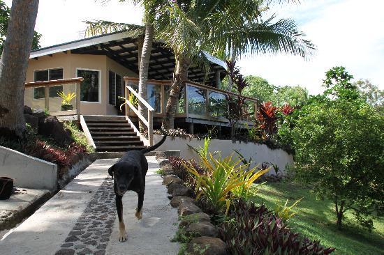 Safari Island Lodge: ocean villa