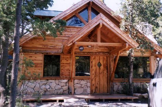 Patagonia sin Fronteras: Cabaña principal