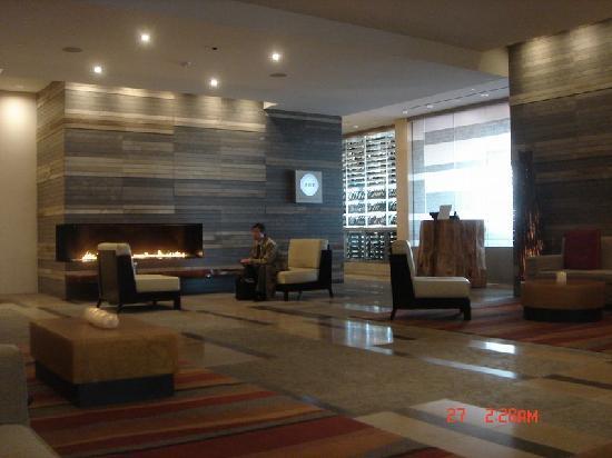 Four Seasons Hotel Seattle Lobby