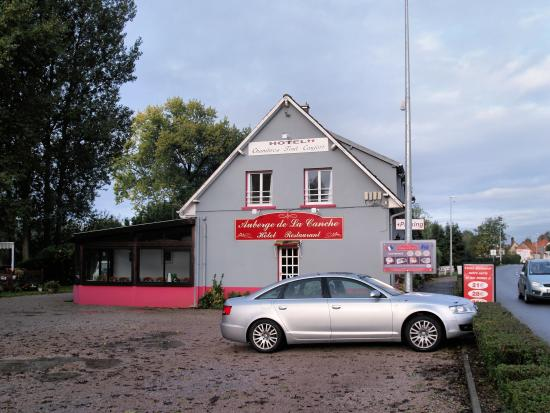 Auberge de la Canche : On the banks of the Canche