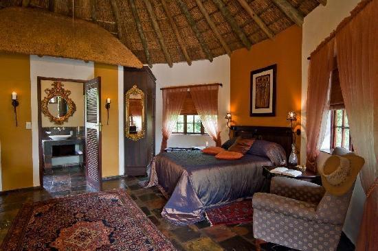 Aquanzi Lodge: Luxurious chalet