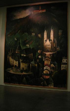 National Museum of Art and History (Musee National d'Histoire et d'Art): J. Kutter
