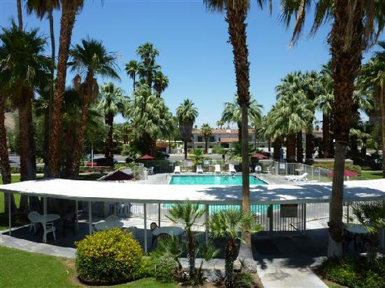 Motel 6 Palm Springs East: piscine