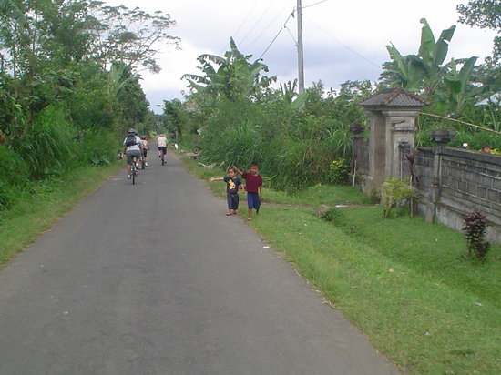 Bali Breeze Tours: being in the small village