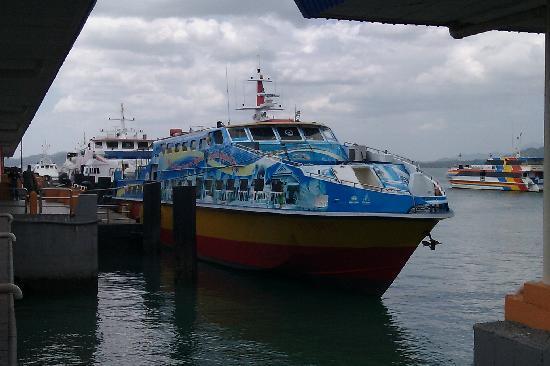 Langkawi Ferry: Ferry to Kuala Perlis