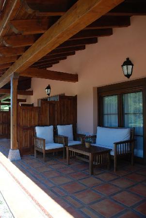 Apartamentos rurales El Pedrayu : Exteriores
