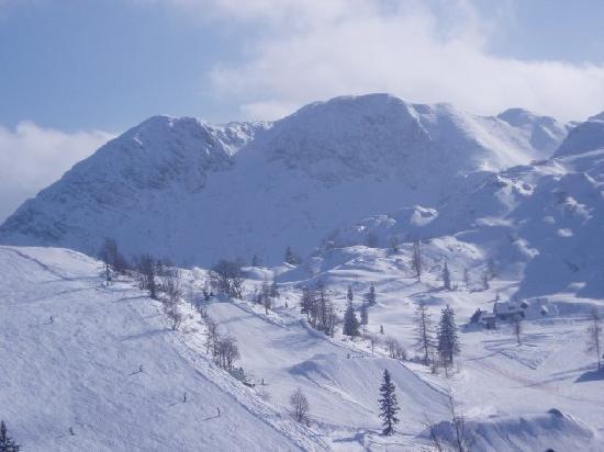 Alpik Apartments at Lake Bohinj: ski center Vogel