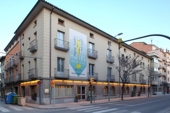 Manlleu, Spagna: Fachada