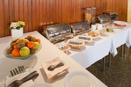 Hotel Torres Manlleu: Desayuno buffet