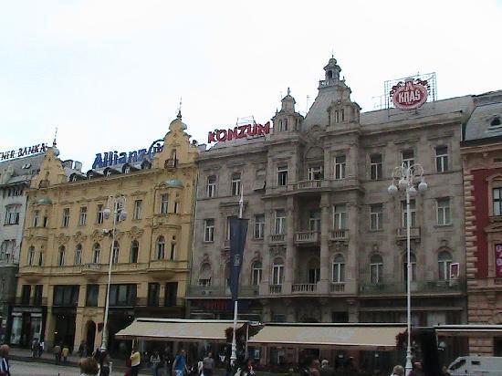 Ζάγκρεμπ, Κροατία: Zagreb