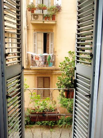 Bed and Breakfast Giovy: Our favourite view from the balcony!