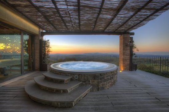 Montaione, Italy: Wellness Panorama