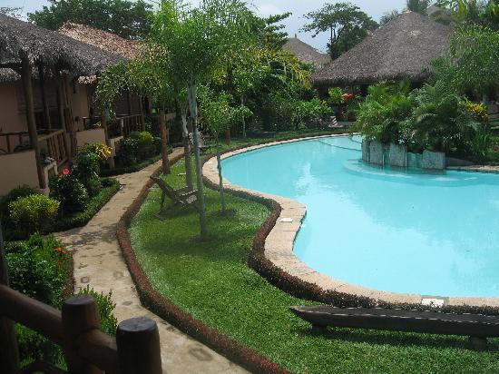 Hotel Le Zahir Lodge Nosy Be : piscina
