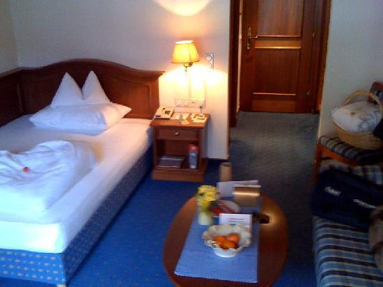 Thermenwelt Hotel Pulverer: Verwöhn-EZ