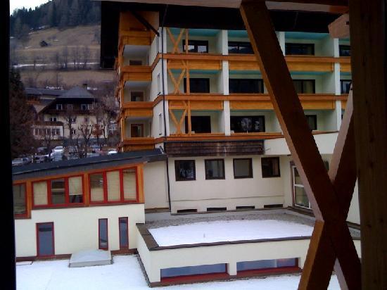 Thermenwelt Hotel Pulverer: Blick vom Balkon