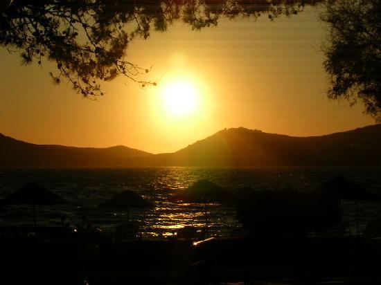 Miray Hotel: Yalikavak Sunset