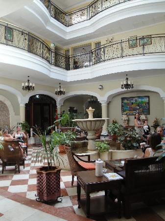 Iberostar Grand Hotel Trinidad : hall entrée