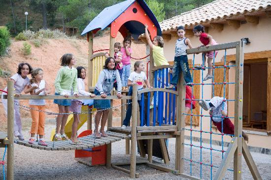 Navajas, Spain: Parque Infantil
