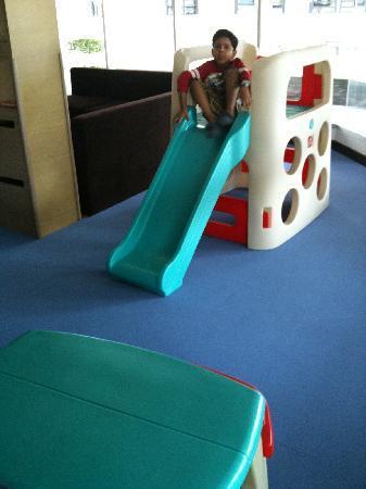 Sathorn Vista, Bangkok - Marriott Executive Apartments: Kids' Room