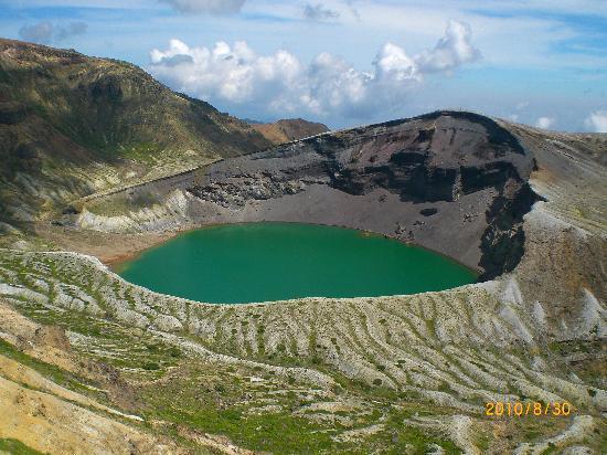 Okama Crater : 蔵王・お釜