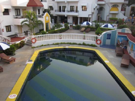 Alegria - The Goan Village: The REAL pool photo