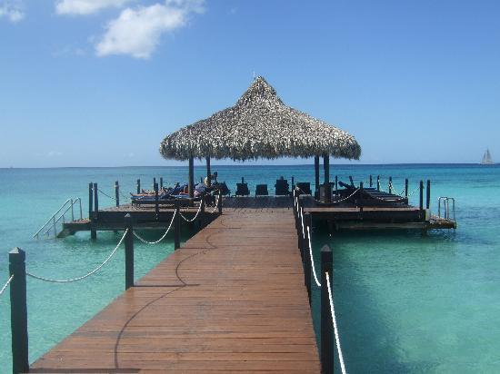 Weare Cadaques Bayahibe Hotel: il pontile! :)