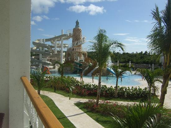 Weare Cadaques Bayahibe Hotel: acquapark per bambini