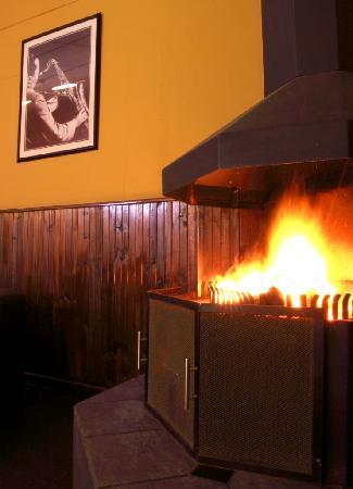 Hotel Portao Diaz : Bar area