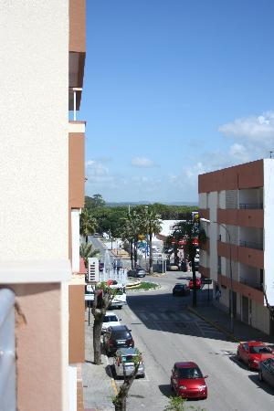 Barbate, สเปน: vista desde la terraza superior