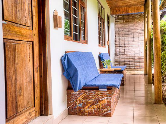 Triniti Guest House: Lover's Lane, our most popular set of rooms...