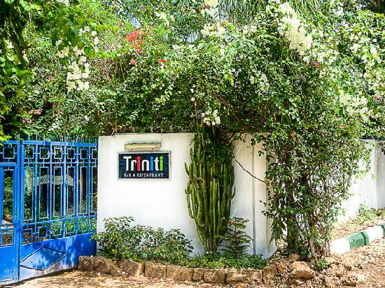Triniti Guest House: A nice secure location in the middle of the peninsula, 10 min from city center