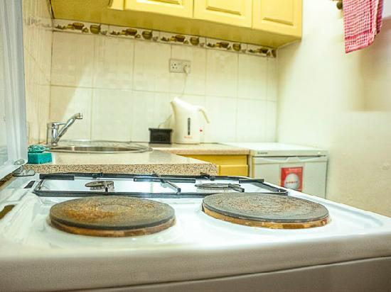 Triniti Guest House: Our En Suite offer a full fonctionnal kitchen
