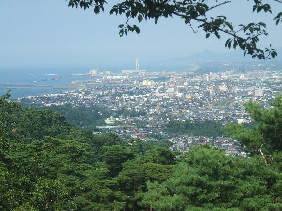 Joetsu, Japan: 春日山城