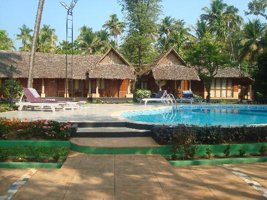 The beautiful Vedic Village Resorts