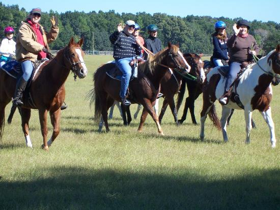 Cactus Jack's Trail Rides: Great horses.  Great guides.