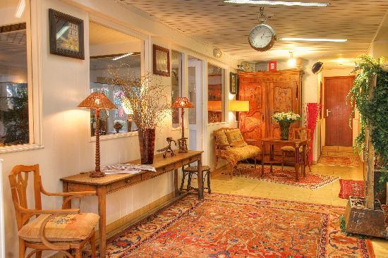 Hotel Villa Nina: Le charme des grandes maisons
