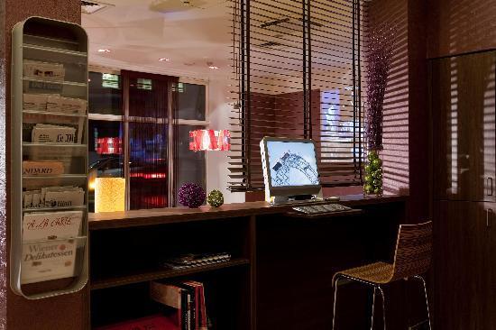 維也納美居酒店照片