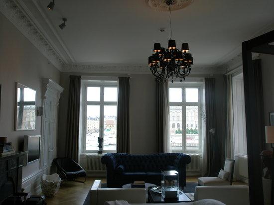 Lydmar Hotel: Room