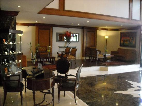 NH Collection Bogota Andino Royal: lobby