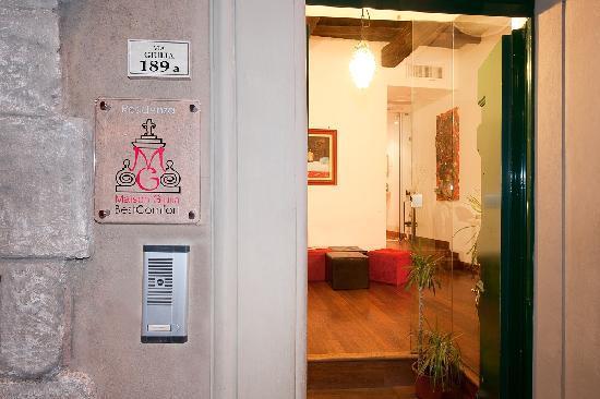 Maison Giulia: esterno 3