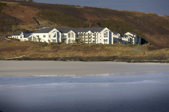 Inchydoney Island Lodge & Spa: Inchydoney in the Sunshine