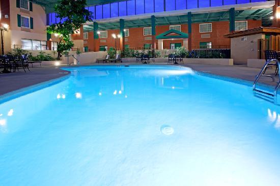 Crowne Plaza Hotel Cincinnati Blue Ash: Indoor pool