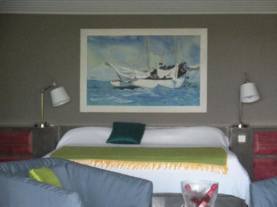 Karibuni Lodge: Stunning room