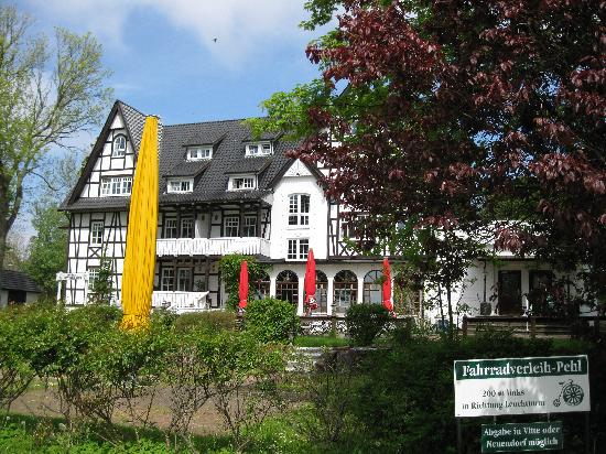 Hiddensee, Germania: Hotel Hitthim, Aussenansicht