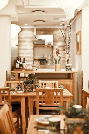 Bertrams Guldsmeden - Copenhagen: Breakfast Room