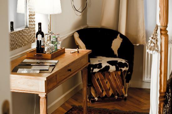 Bertrams Guldsmeden - Copenhagen: Working desk