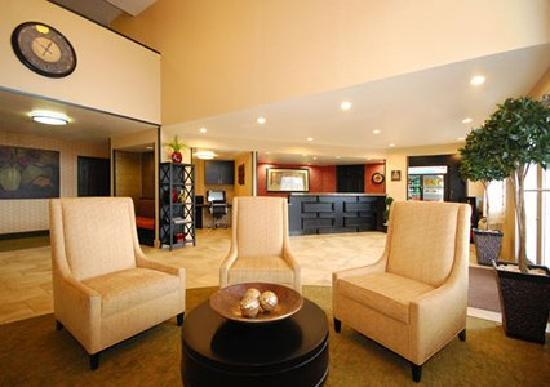 Comfort Inn Salt Lake City / Layton: Lobby Seating Area