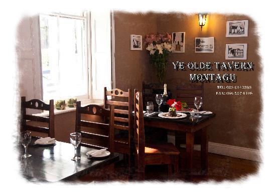 Ye Olde Tavern: Cosy atmosphere