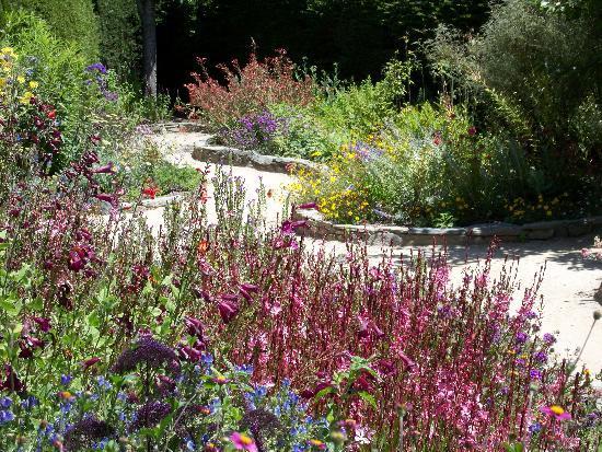كامبريا باينز لودج: Butterfly Garden in Summer